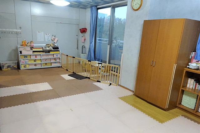 西神中央エンゼルホーム 1才児室